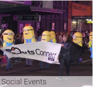Social Events / Bus Trips